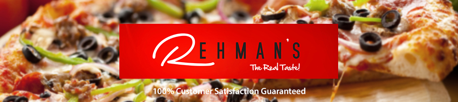 Rehmans Pizza - Online Ordering